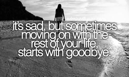 Goodbye I